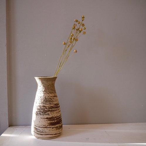 Marbled Flare Vase