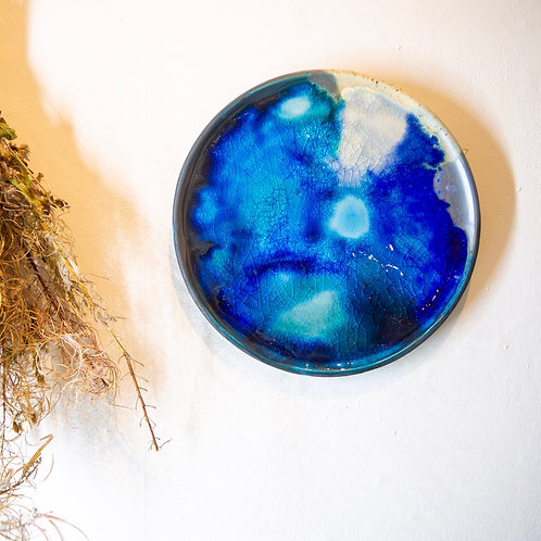 Wall Plate | Glass Infused
