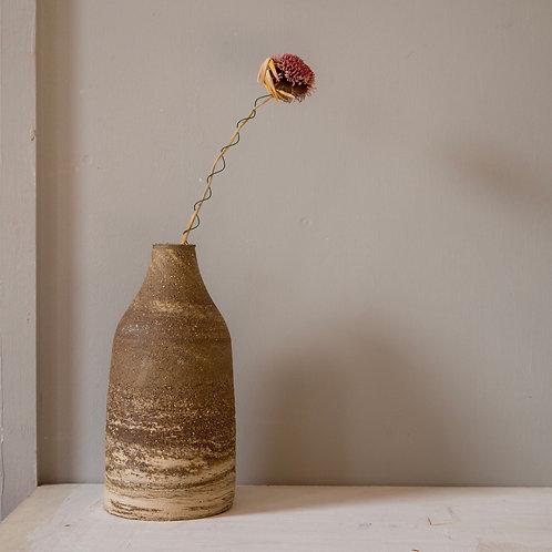 Marbled Bottle Vase 2