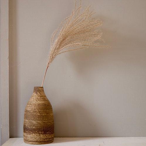 Marbled Bottle Vase 1