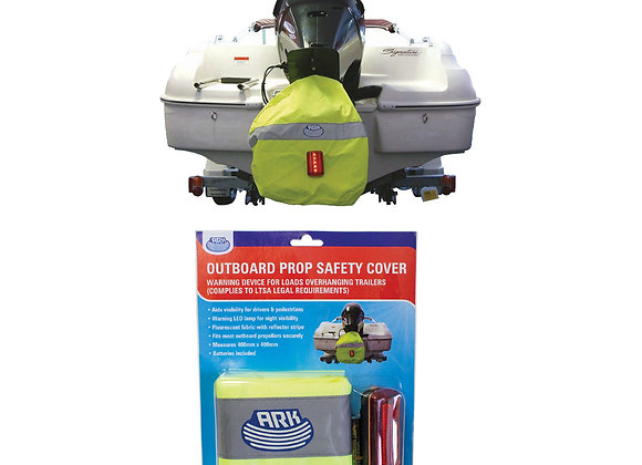 Outboard Prop Safety Cover