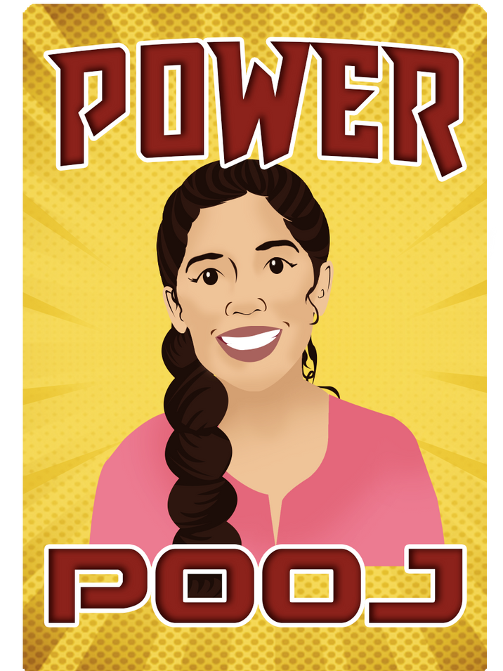 Pooja Character Card 3D_Front 2.png