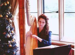 Rita Christmas harp.jpg
