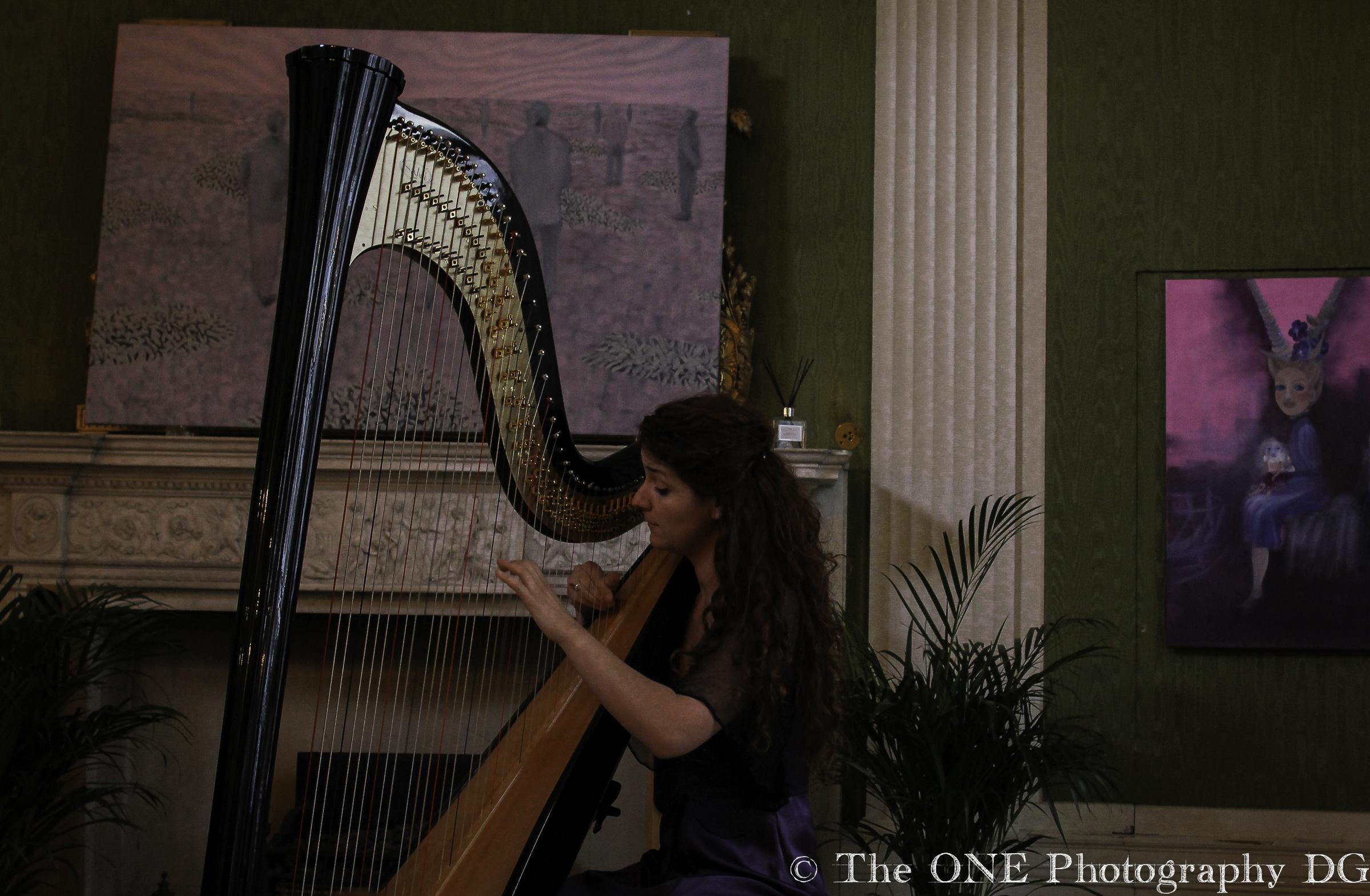 Rita Schindler Harp Recital