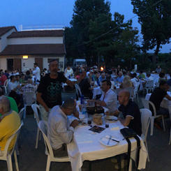 Fiorentine steak evening