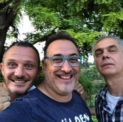 Dondarini e Dal Fiume at La Casetta