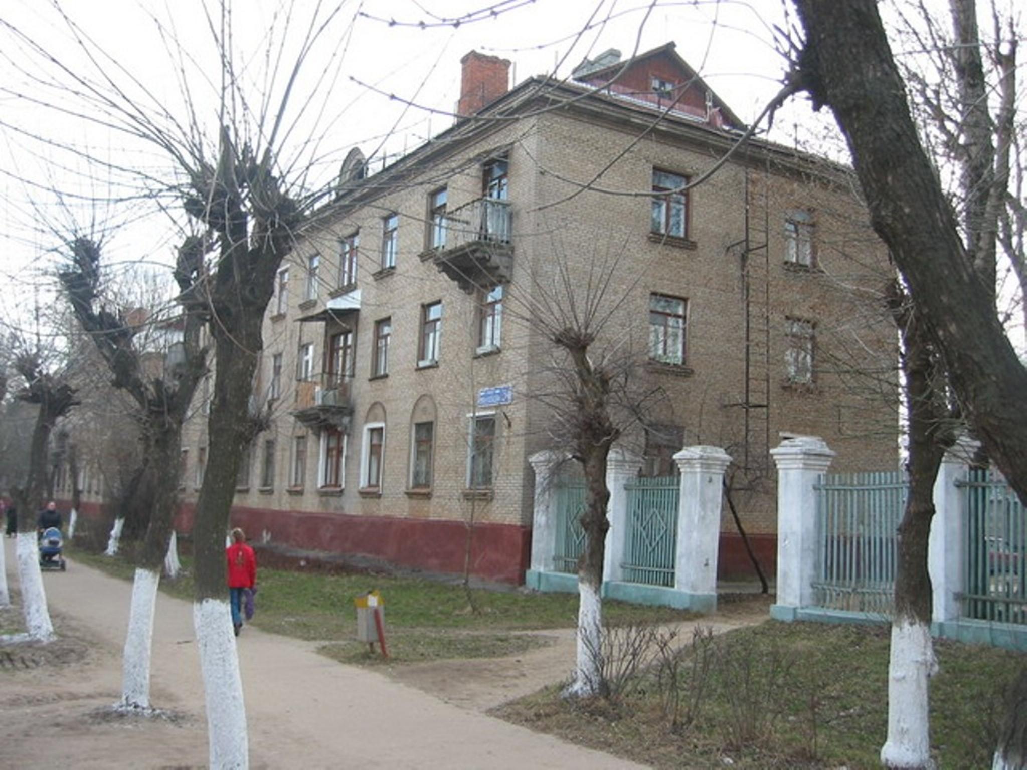 ул. Николаева д.34