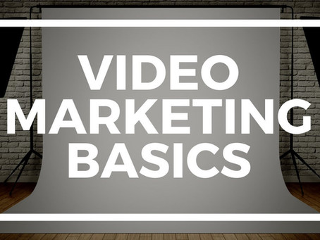 Video Marketing Basics Course