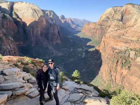 Angels Landing   Zion National Park Trip 2021