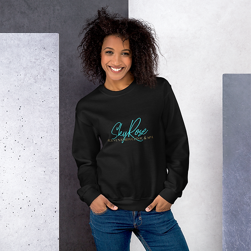 Sky Rose Sweater - Women