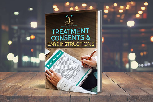 Treatment Consents/Care Instructions