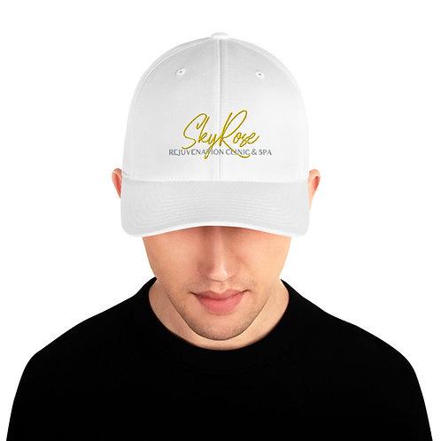 SkyRose Structured Twill Cap