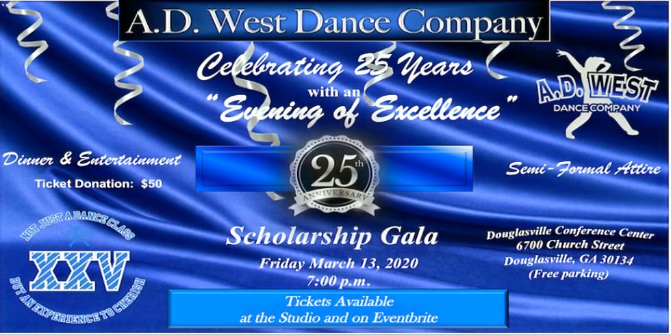 25th Anniversary Scholarship Gala