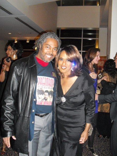 Dale w/ Jennifer Holiday