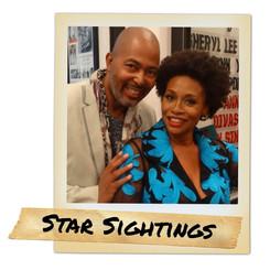 Star Sightings