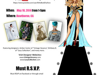 FASHION PARTY May 10th
