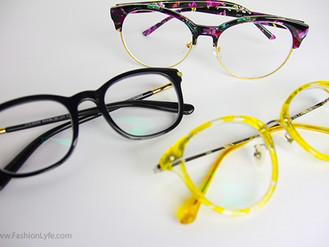 Affordable + Stylish Prescription Glasses