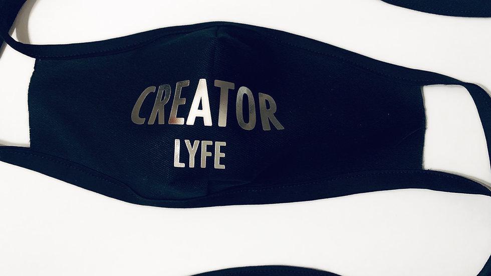 Creator Lyfe (limited edition) Face Mask