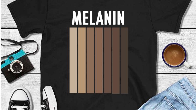 Melanin | Unisex T-Shirt