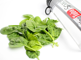Adding Spinach to my diet to lower Blood Pressure