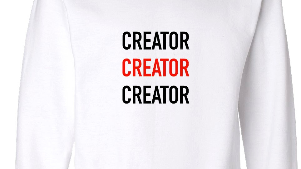 Creator x's 3 | Unisex Crewneck