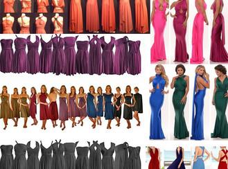 100+ ways to wear Infinity Gown