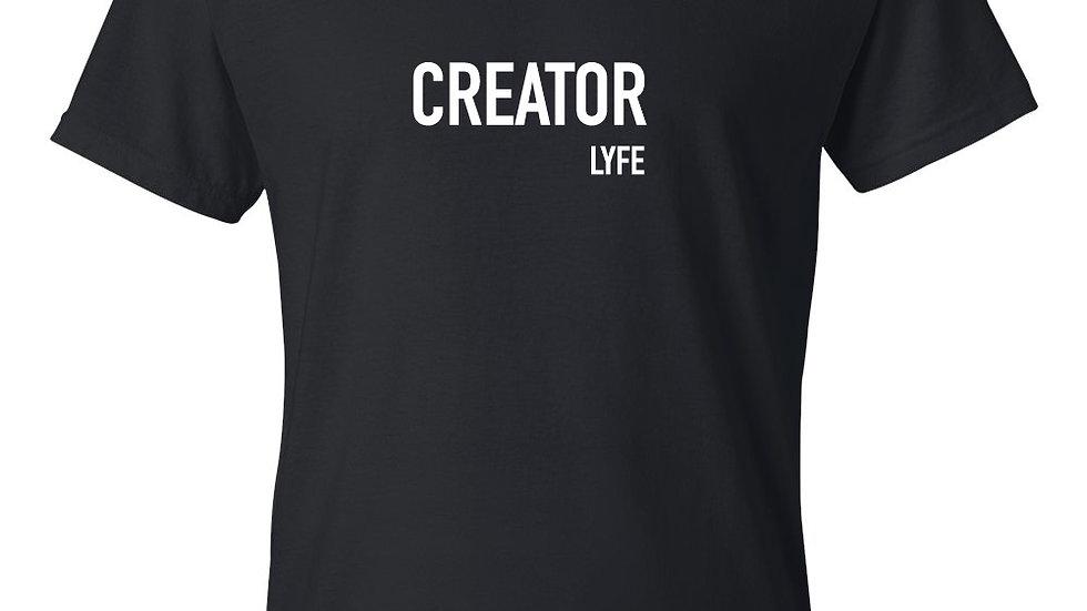 Creator Lyfe| Unisex T-Shirt