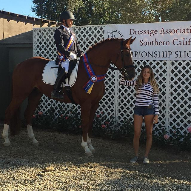 Dressage Association Southern California 2016 Championships
