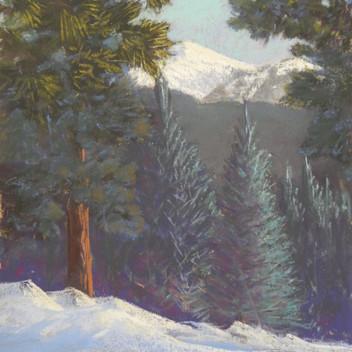 Winter Blues - Sold