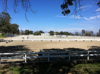E Howlett Park - Riding area.JPG