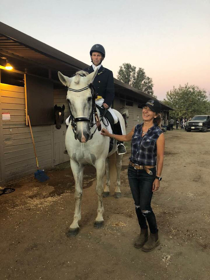 California Dressage Society Championships / USDF Region 7