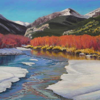 January Thaw - Sold
