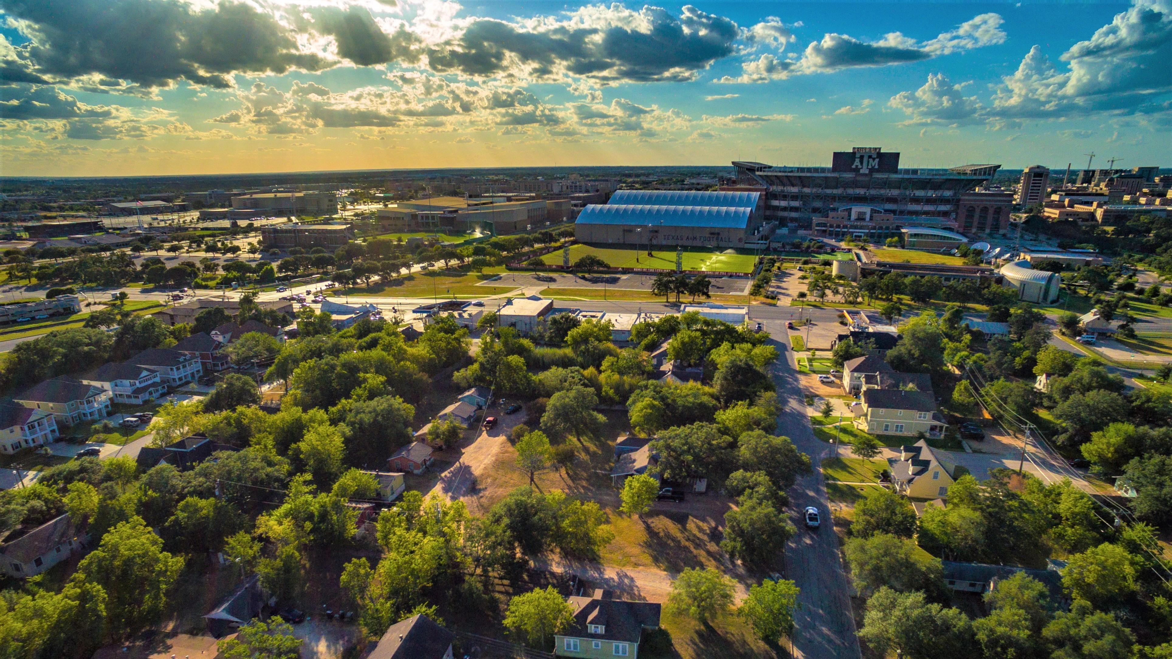 Texas A&M Campus