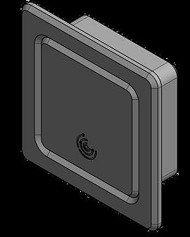 4D-tutka eli millimetriaaltotutka sisäkäyttöön