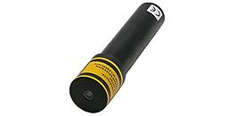 Keypoint Laser 25 mm rungolla, useita eri aallonpituuksia, vihreä laser