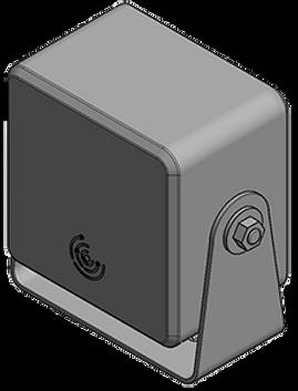 4D-tutka eli millimetriaaltotutka ulkokäyttöön Ichnos Sense