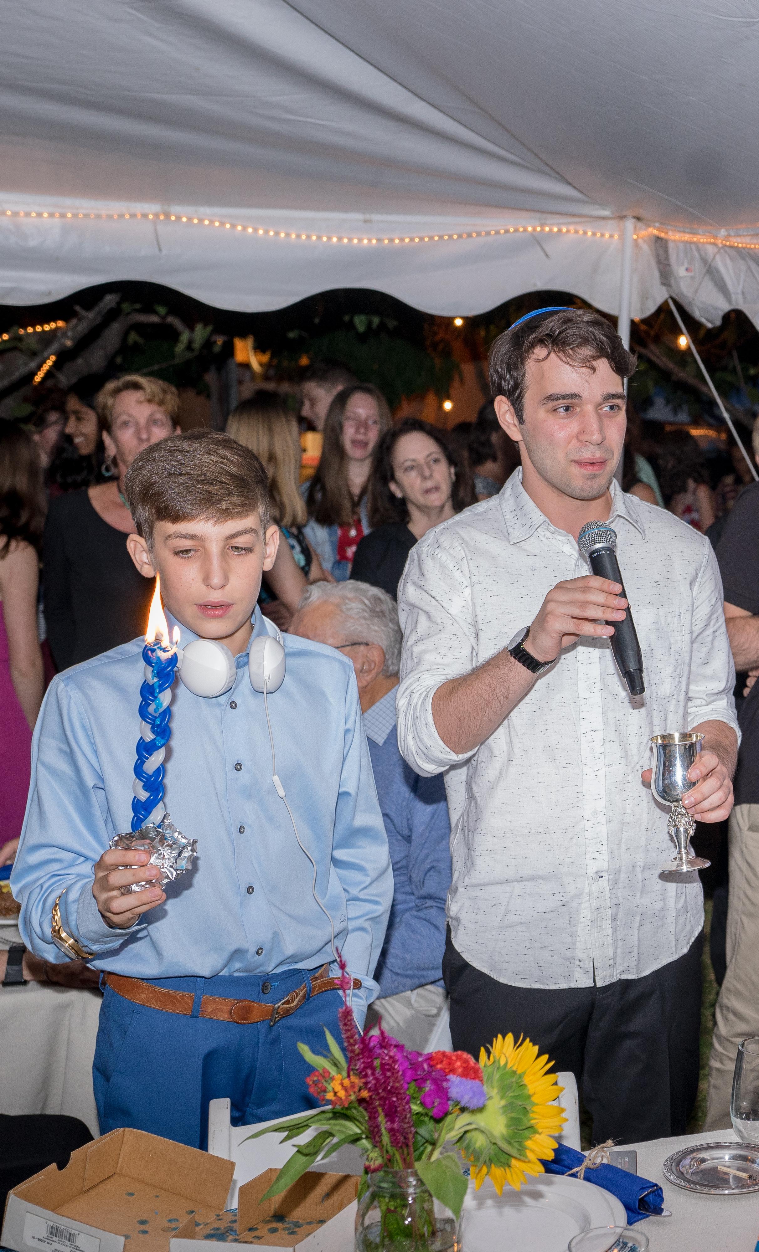 Geffen's bar mitzvah-257