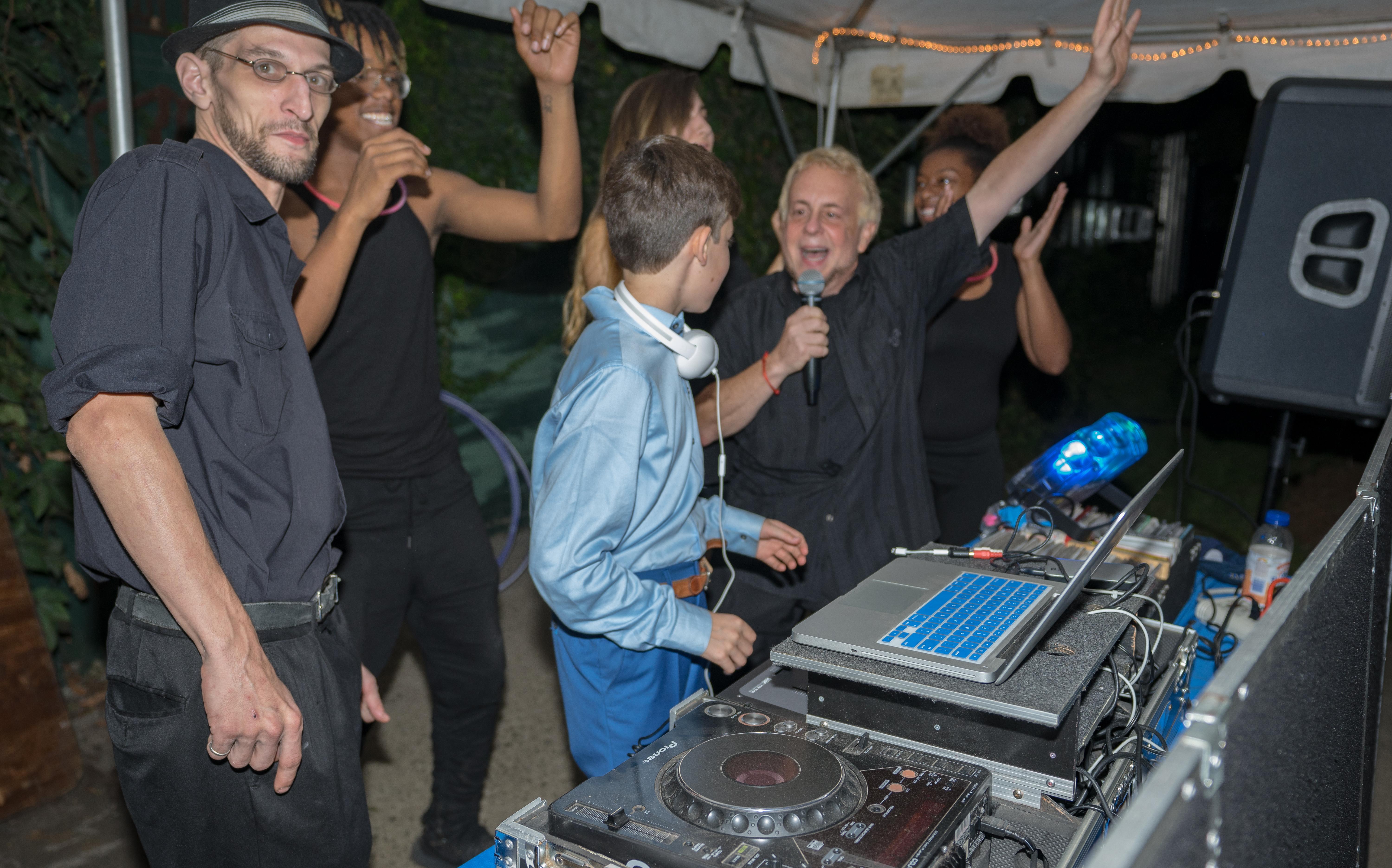 Geffen's bar mitzvah-332