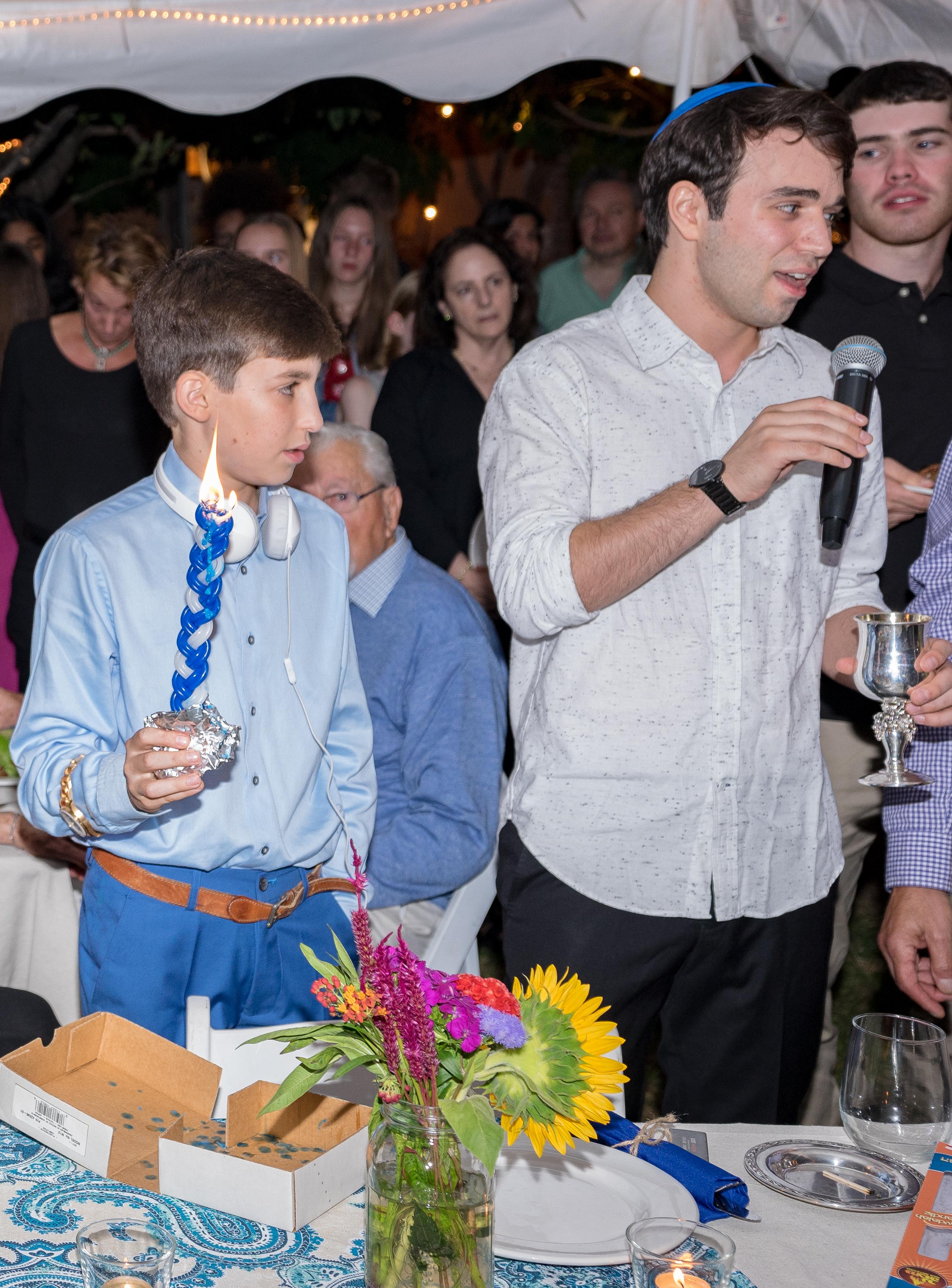Geffen's bar mitzvah-258