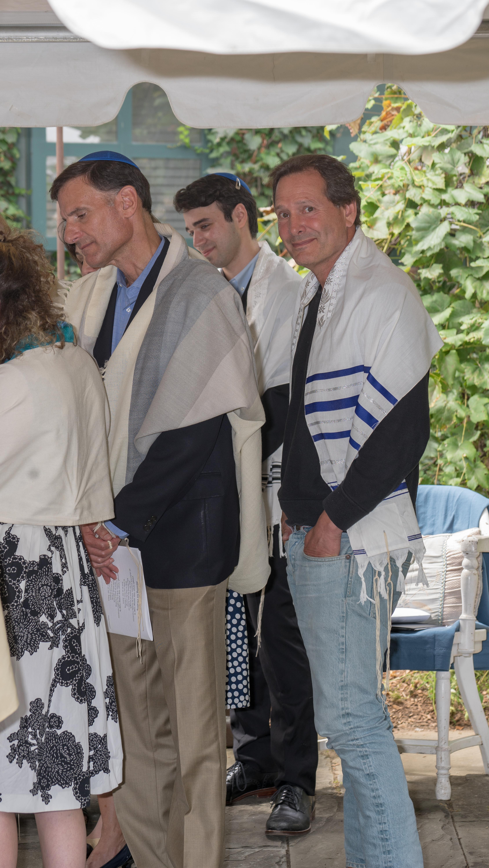 Geffen's bar mitzvah-72