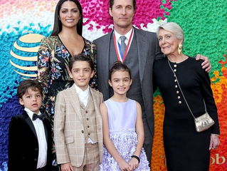 Brilliant Advice by Matthew McConaughey on raising his children to embrace being affluent