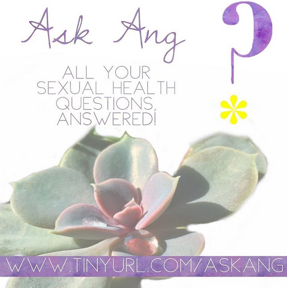 Ask Ang March 26th: Having Protected Sex