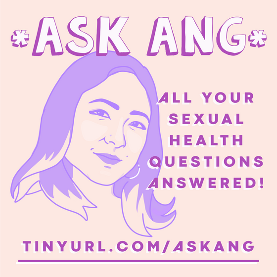 Ask Ang 12/7: How to Have a Sex Life after a Herpes Diagnosis