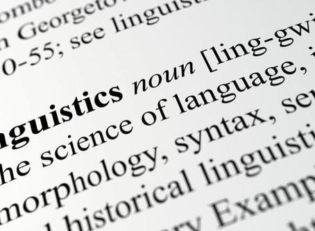 La lingüística y su objeto de estudio