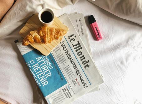 Aprende un idioma mientras desayunas