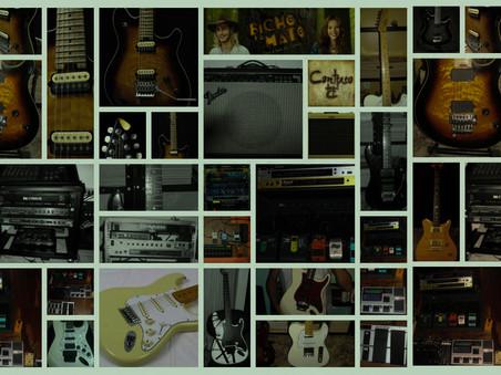 Os equipamentos na vida de um músico profissional - Parte 10
