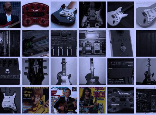 Os equipamentos na vida de um músico profissional - Parte 8