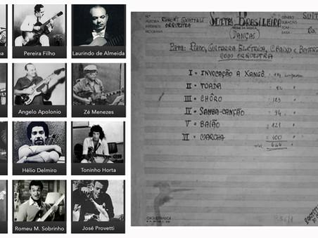 A introdução da guitarra no Brasil - Parte 1