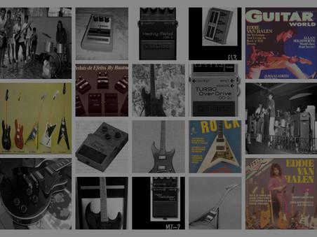 Os equipamentos na vida de um músico profissional - Parte 3