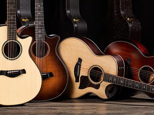 A anatomia do violão